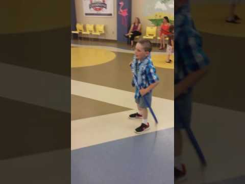 April 23rd 2016 Crossville elementary schools mother son luau dance. Part 2