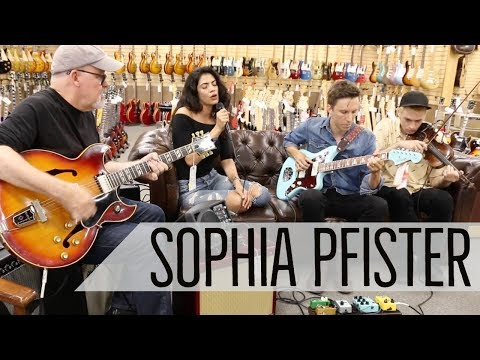 Sophia Pfister Band with Tim Pierce on a 1962 Gibson Barney Kessell | Norman's Rare Guitars Mp3
