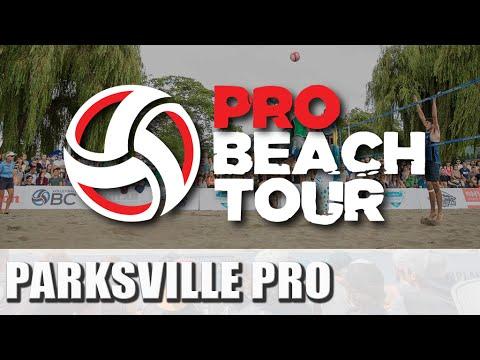 2016 Volleyball BC Parksville Pro Women's Final