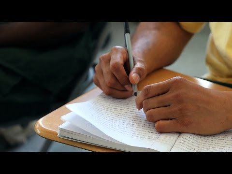 """""""Imagining Possibilities"""": In Class with NYU's Prison Education Program"""