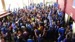 Nueva canción Los de Abajo / U de Chile vs Ñublense / Clausura 2014