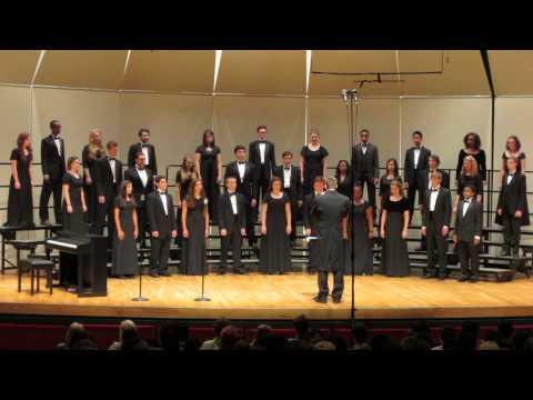 """Daniel, Daniel, Servant of the Lord"" - GHP 2014 Vocal Major Concert 010"
