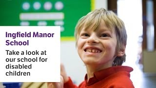 School for Disabled Children - Ingfield Manor - Scope