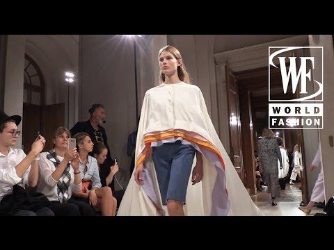 Vionnet Spring/Summer 2017 Paris Fashion Week