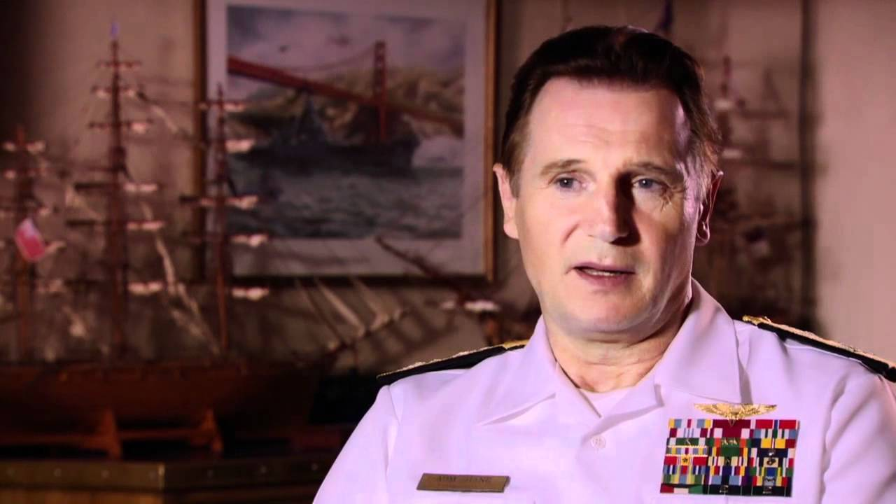 Download Liam Neeson Talks New Movie 'Battleship'