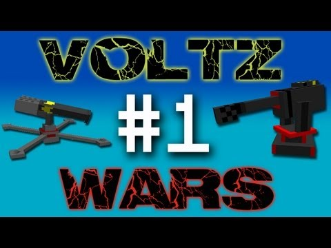Minecraft Voltz Wars - A War is Brewing! #1