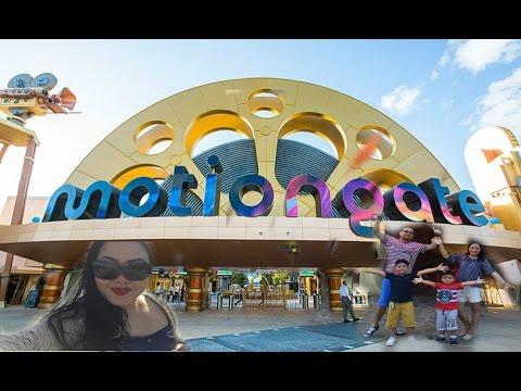 MOTION GATE DUBAI PARK || CANDY ' S ROUGE