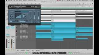 Logic pro Template 1 Electro Indie Pop vol 1