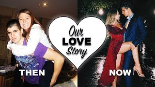 OUR LOVE STORY | How We Met