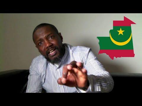 Ousmane Badara ex Alpha 5.20 parle de la Mauritanie