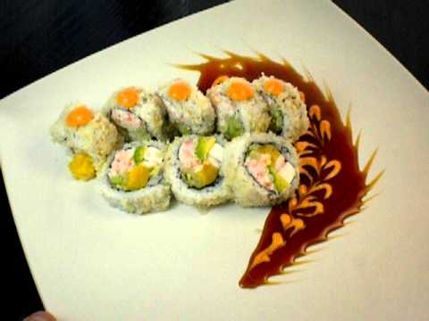 Sushi Station Super Crunch Roll