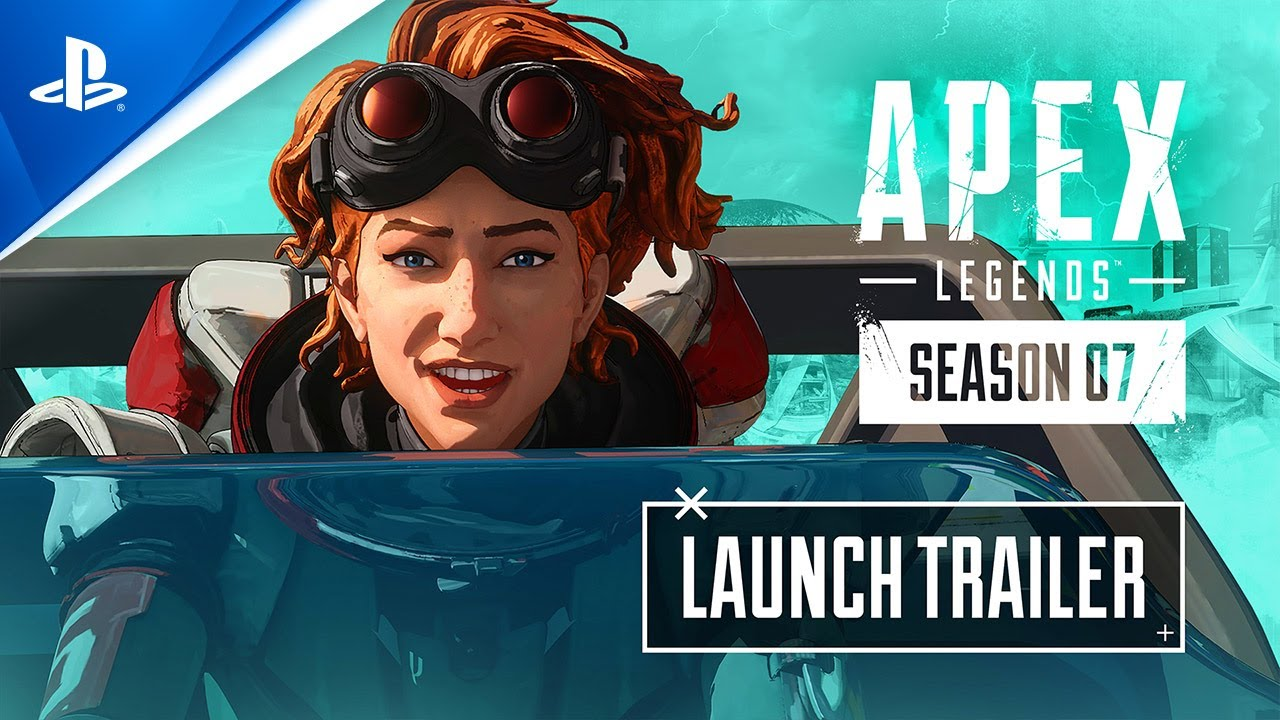 Apex Legends - Season 7 Ascension Launch Trailer