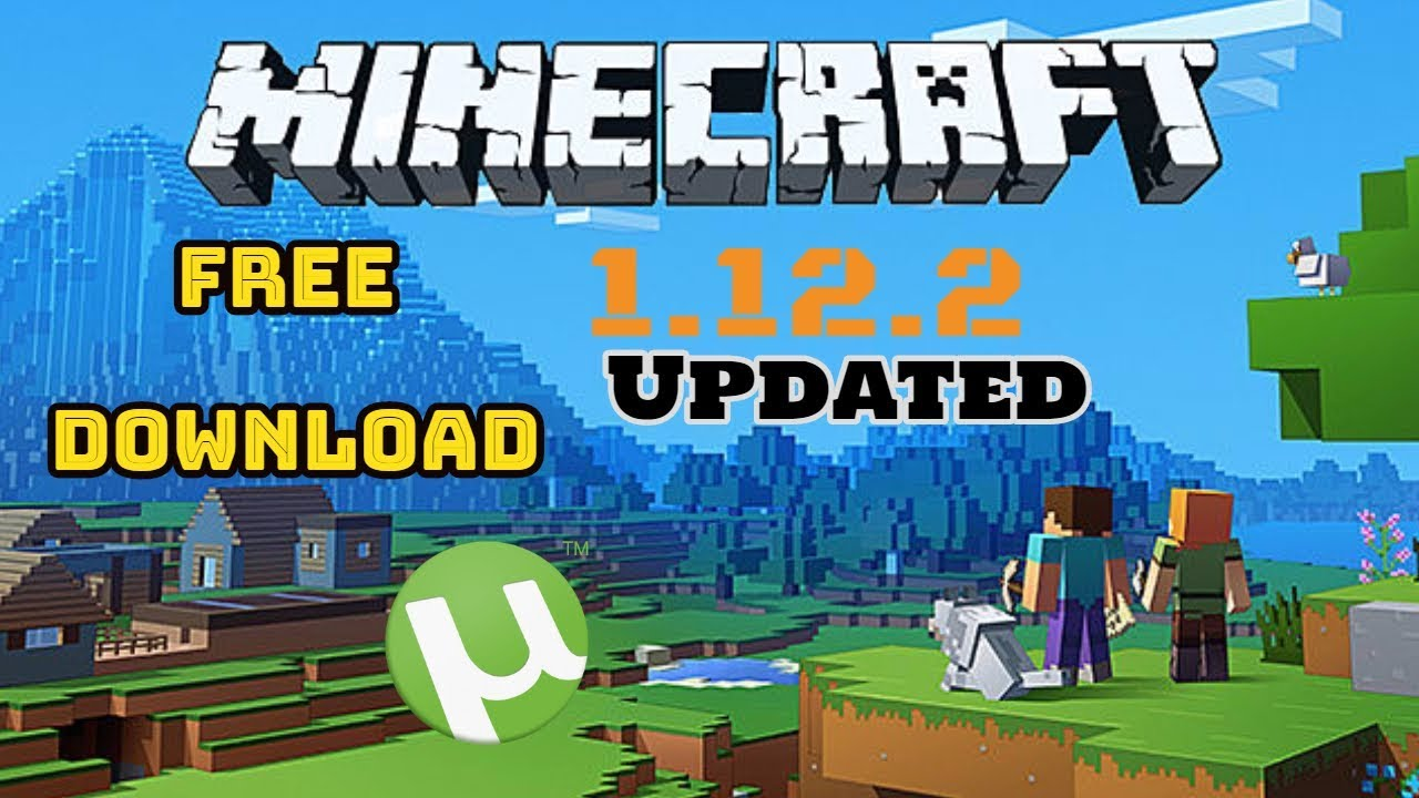 minecraft download free pc 1.12
