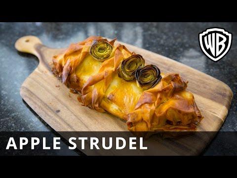 Fantastic Beasts - Inspired Apple Strudel Recipe - Warner Bros. UK