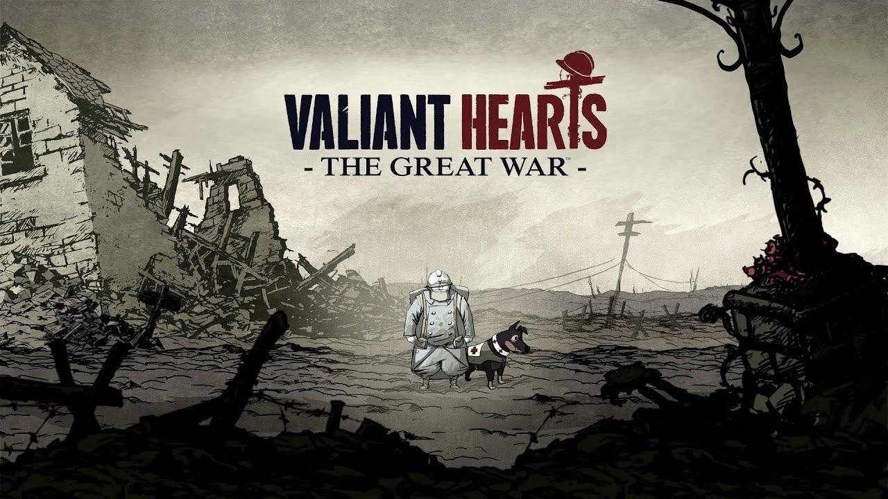 Valiant Hearts Game Movie Youtube