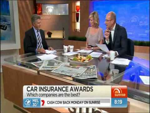 Car Insurance Star Ratings & Claims Service Award - Sunrise