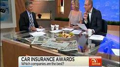 Car Insurance Star Ratings & Claims Service Award - Sunrise