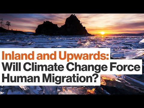 Climate Change Formula:  Rising Sea Levels + Coastal Megacities = Forced Migration | Parag Khanna
