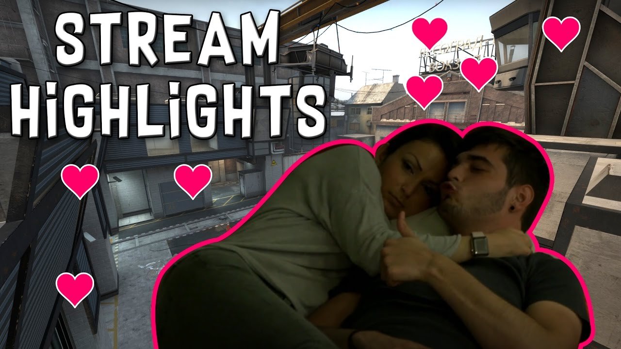 muy baratas orden gran venta SHOX SLEEPING WITH GIRL ON STREAM, NIKO AND S1MPLE STAREDOWN - CS ...