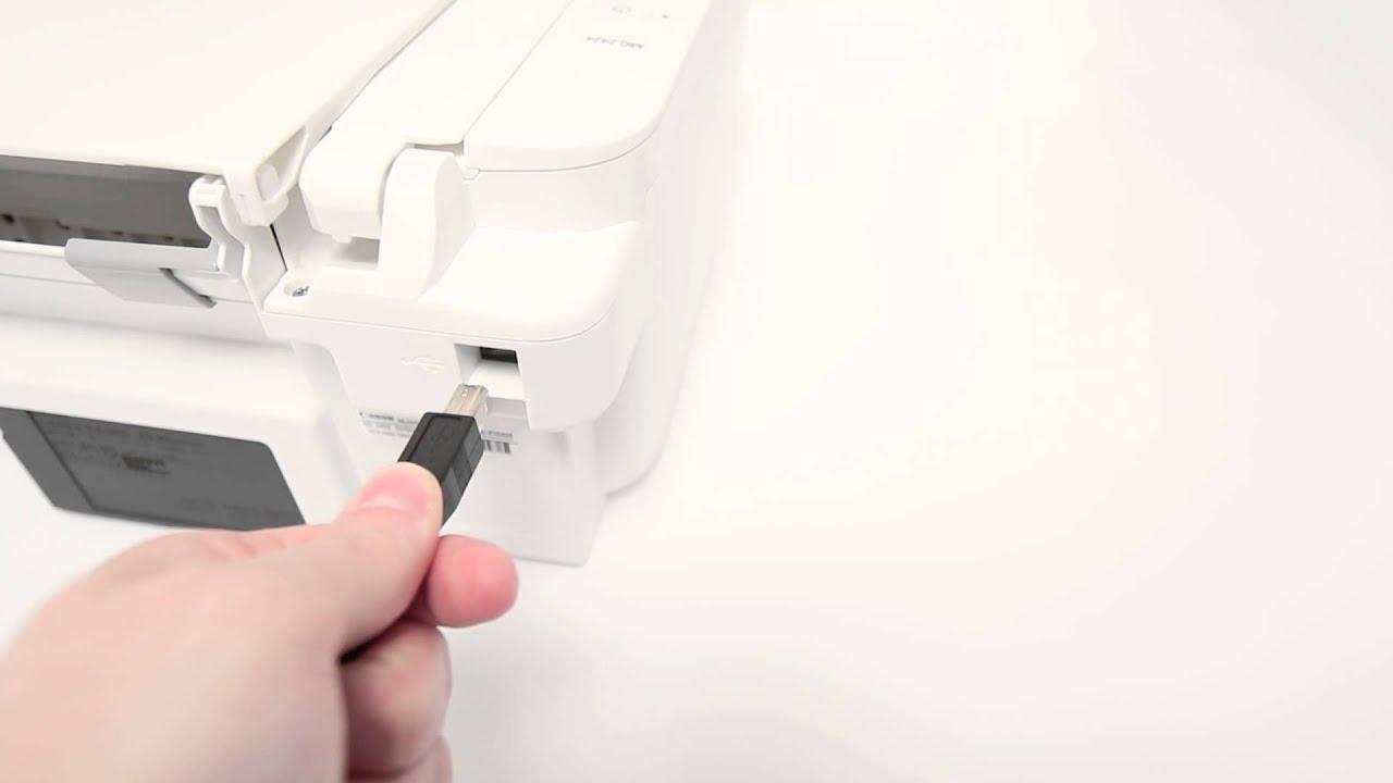 how to add wireless printer to mac mini