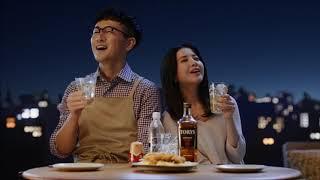 大人気女優「吉高由里子」とお笑いトリオのロバート「馬場裕之」が良い...