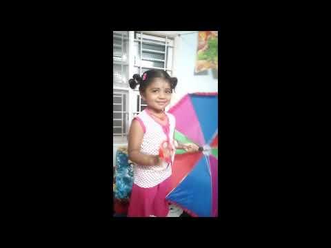 Engilsh poems by cute little girl
