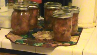 Safely Canning Salsa. Step by Step Directions, Great for Beginners
