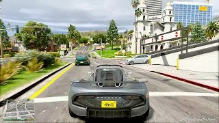 GTA 5 REALISTIC GRAPHICS MODS