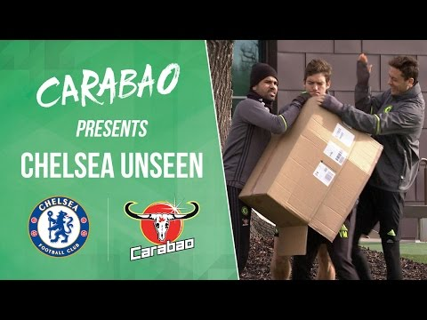 CHELSEA UNSEEN: Diego Costa mischief, Terry stunning goal & a whole lot of skills