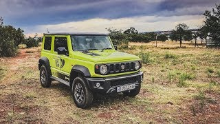 2019 Suzuki Jimny - Bigger, bolder, but is it better?