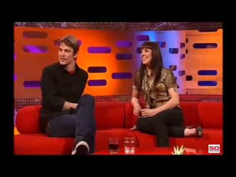 Graham Norton  2007S2xE3 Melanie Chisholm, Josh Hartnett and Rufus Wainwrightpart 1