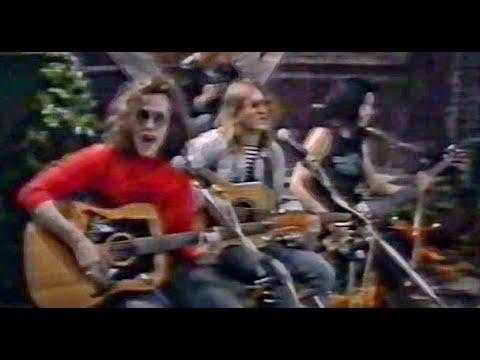 WONDERSTUFF - WISH YOU WERE HERE -LIVE MTV STUDIOS 1987