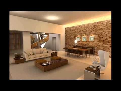 Interiors For Rectangular Living Room Interior Design 2015