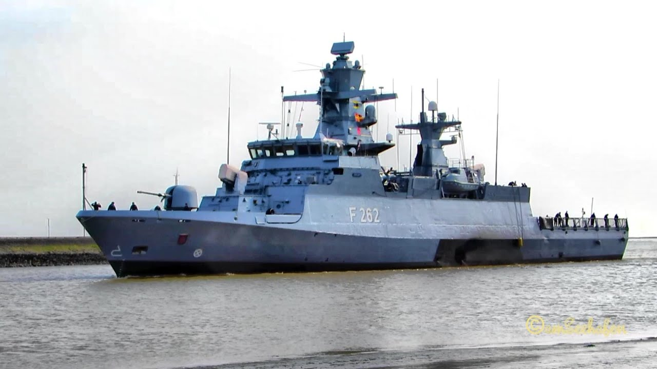 Bundesmarine Korvetten