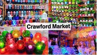 Crawford Market   Mumbai's Biggest Wholesale Market | Diwali Shopping At Crawford Market