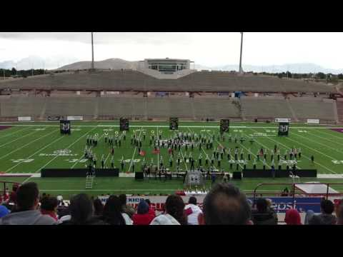 Horizon High School Marching Band TOB 2016-2017
