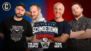 Anarchy Tournament! Andreyko/Sneider VS Mantz/Gerber - Movie Trivia Schmoedown