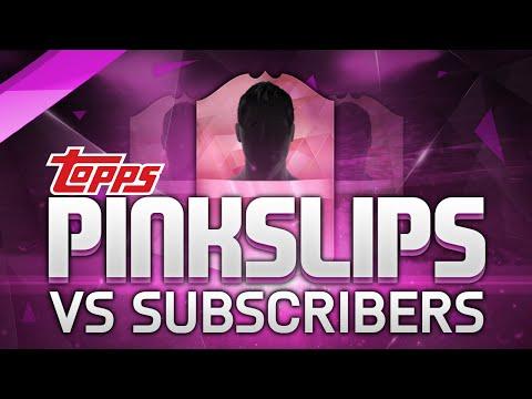 DRG VS SUBSCRIBERS RETURNS!! TOPPS KICK PINKSLIPS