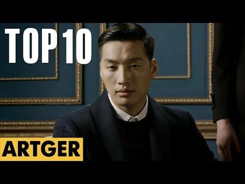 TOP 10 Most Handsome Men In Mongolia
