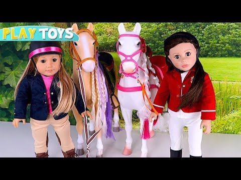 Baby Doll Hair Style Shop For Horses!