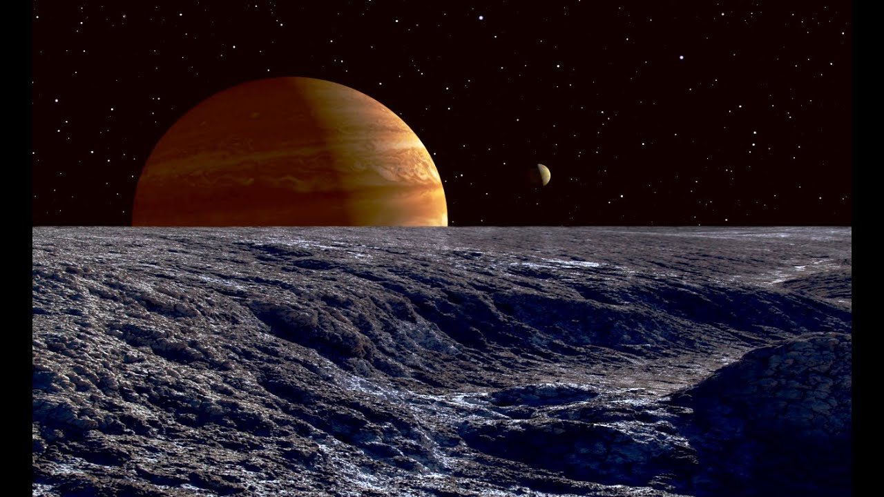 Moons of the Universe : Documentary on Moons of Distant ...
