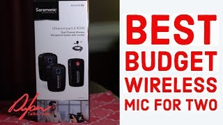 Budget Wireless Microphone Review