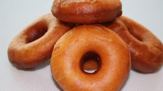 doughnuts/donuts recipe/how to make doughnuts -- Cooking A Dream