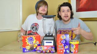 Cadburys Creme Egg Smoothie | Wheresmychallenge
