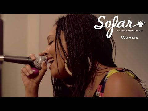 Wayna - Hey Jude (The Beatles Cover) | Sofar Washington, DC