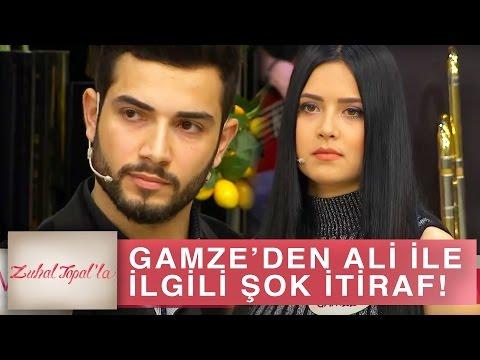 Zuhal Topal'la 160. Bölüm (HD)   Gamze'den Ali ile İlgili Büyük İtiraf!