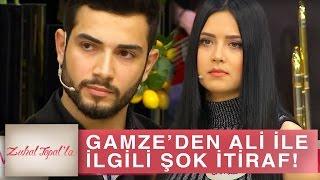 Zuhal Topal'la 160. Bölüm (HD) | Gamze'den Ali ile İlgili Büyük İtiraf!