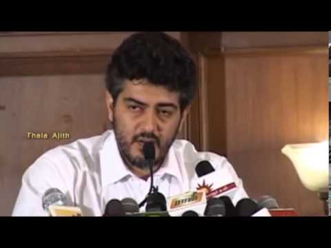 Thala Ajith Billa Movie Press Meet | Exclusive | Must Watch | Thala Ajith
