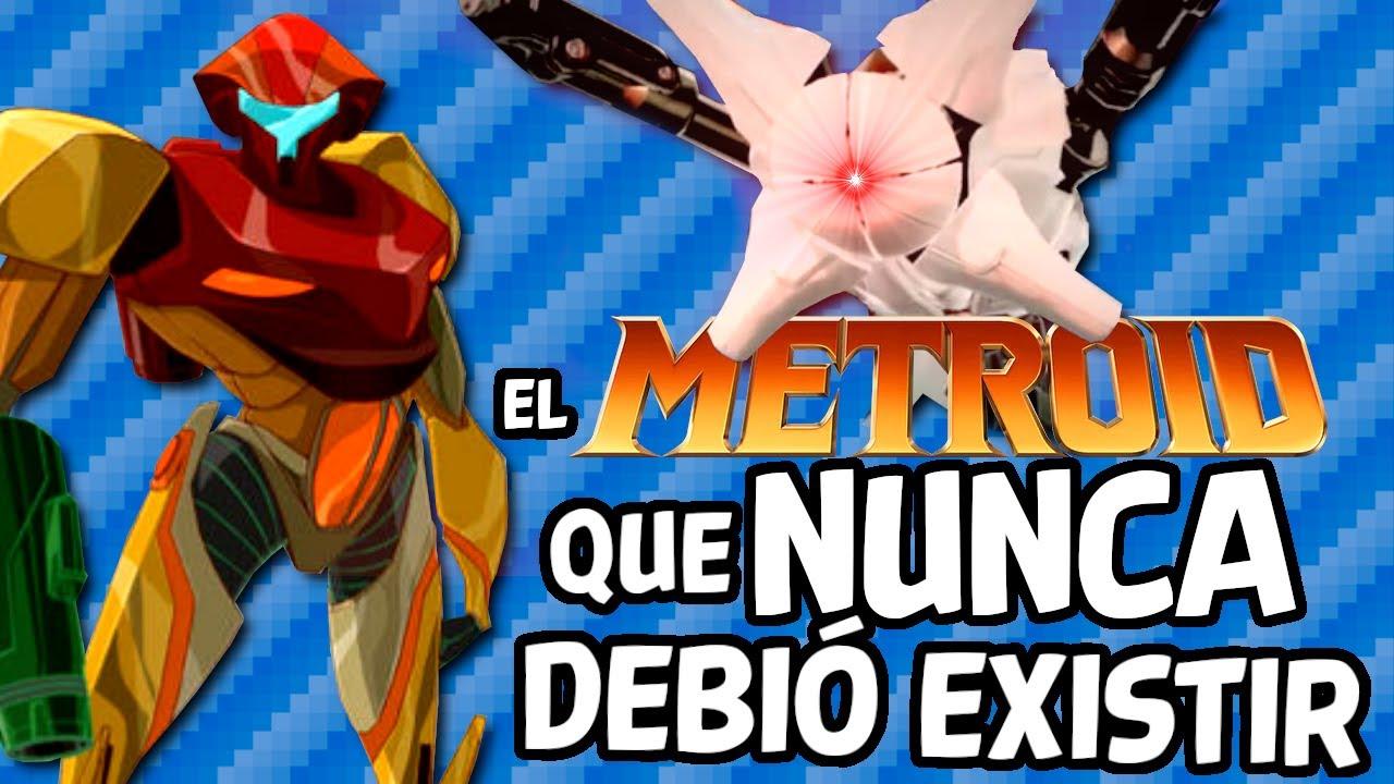 El Metroid que NUNCA debió existir