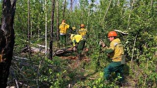 Тушить лесные пожары в Югре помогут специалисты из федерального резерва